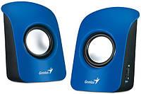 Колонка  Genius SP-U115 Blue акустика 2,0