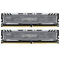 Модуль памяти для компьютера DDR4 8GB (2x4GB) 2400 MHz Ballistix Sport MICRON (BLS2C4G4D240FSB)