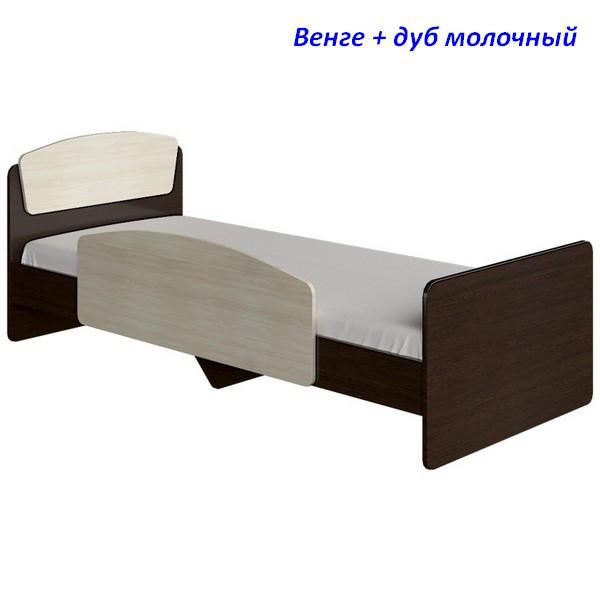 Кровать односпальная с бортиком Астория-2