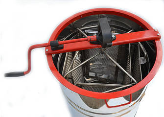 Медогонка с поворотом кассет 4-х рамочная под рамку «РУТА»