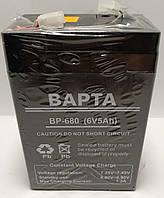 Акумуляторна батарея BAPTA 6V5AH BP-680