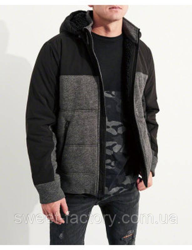 Продам новую мужские куртку hollister оригинал 100%. привезены из англ