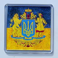 """Магнит  """"Герб України"""", купить магниты оптом, купити магніт з символікою., фото 1"""