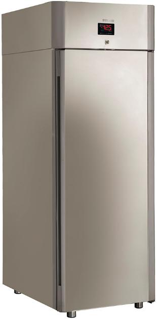 Морозильный шкаф Polair CB107-Gm Alu