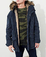 Мужские куртку hollister оригинал 100%. привезены из англии, фото 1