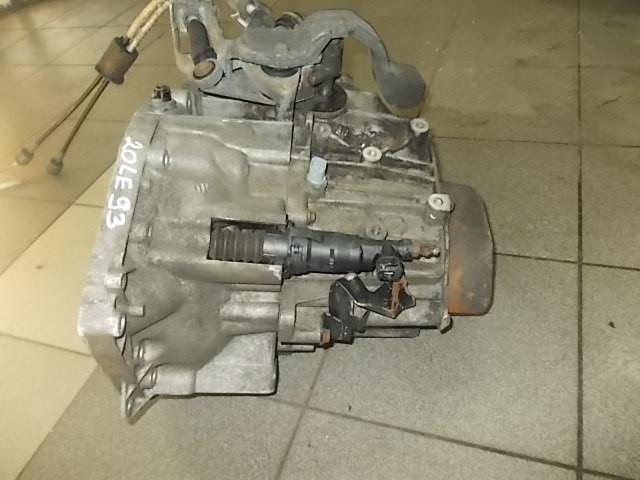 КПП/Коробка передач CITROEN JUMPY 2.0JTD 20LE93