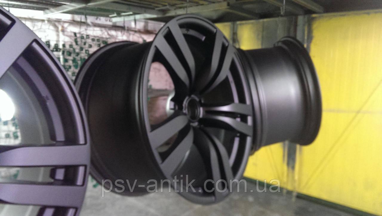 Откройте прибыльное производство по порошковой покраске авто дисков