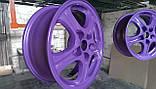 Відкрийте прибуткове виробництво з порошкового фарбування авто дисків, фото 5
