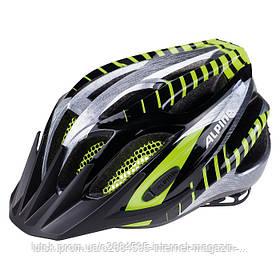 Alpina FB Jr 2.0 (A9678) black/silver/green