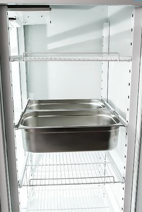 Морозильный шкаф Polair CB107-Gm Alu, фото 2
