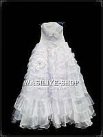 Свадебное платье Манка блеск.