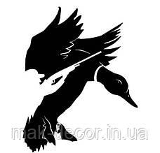 Виниловая наклейка - птица 2