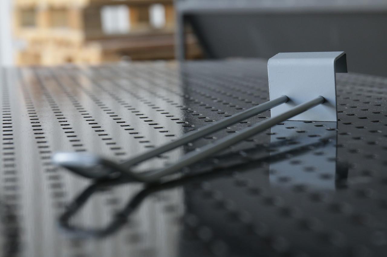 Крючки для экономпанелей ⚠️ двойной 190 мм
