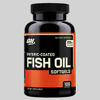 Жирные кислоты Optimum Fish Oil Softgels (100 капс.)