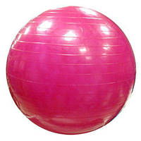 Мяч для фитнеса 55 см (600 г) KingLion 25415-5  Розовый