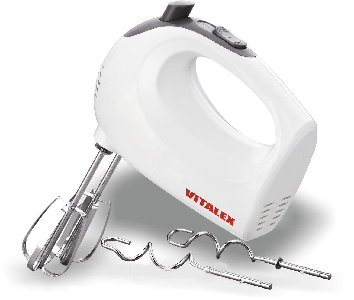 Миксер 5 скоростей 200 Вт VT-5004 Vitalex