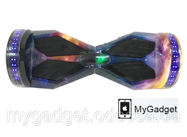 "Гироскутер / Гироборд Smart Balance Elite Lux 8"" Космоc + Сумка"