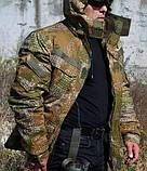 Бушлат военно-полевой ВСУ, МТР, Варан синтопон+эвроовчина., фото 3