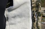 Бушлат военно-полевой ВСУ, МТР, Варан синтопон+эвроовчина., фото 6
