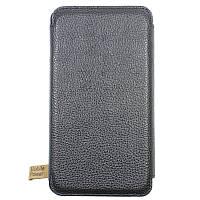 ➤Power Bank Lesko 20000 mAh Black 4 солнечных элемента зарядка для смартфона планшета