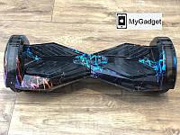 """Гироскутер / Гироборд Smart Balance Elite Lux 8"""" Цветная Молния + Сумка, фото 1"""