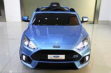 Детский электромобиль Ford Focus RS М 3627TBLRS-4