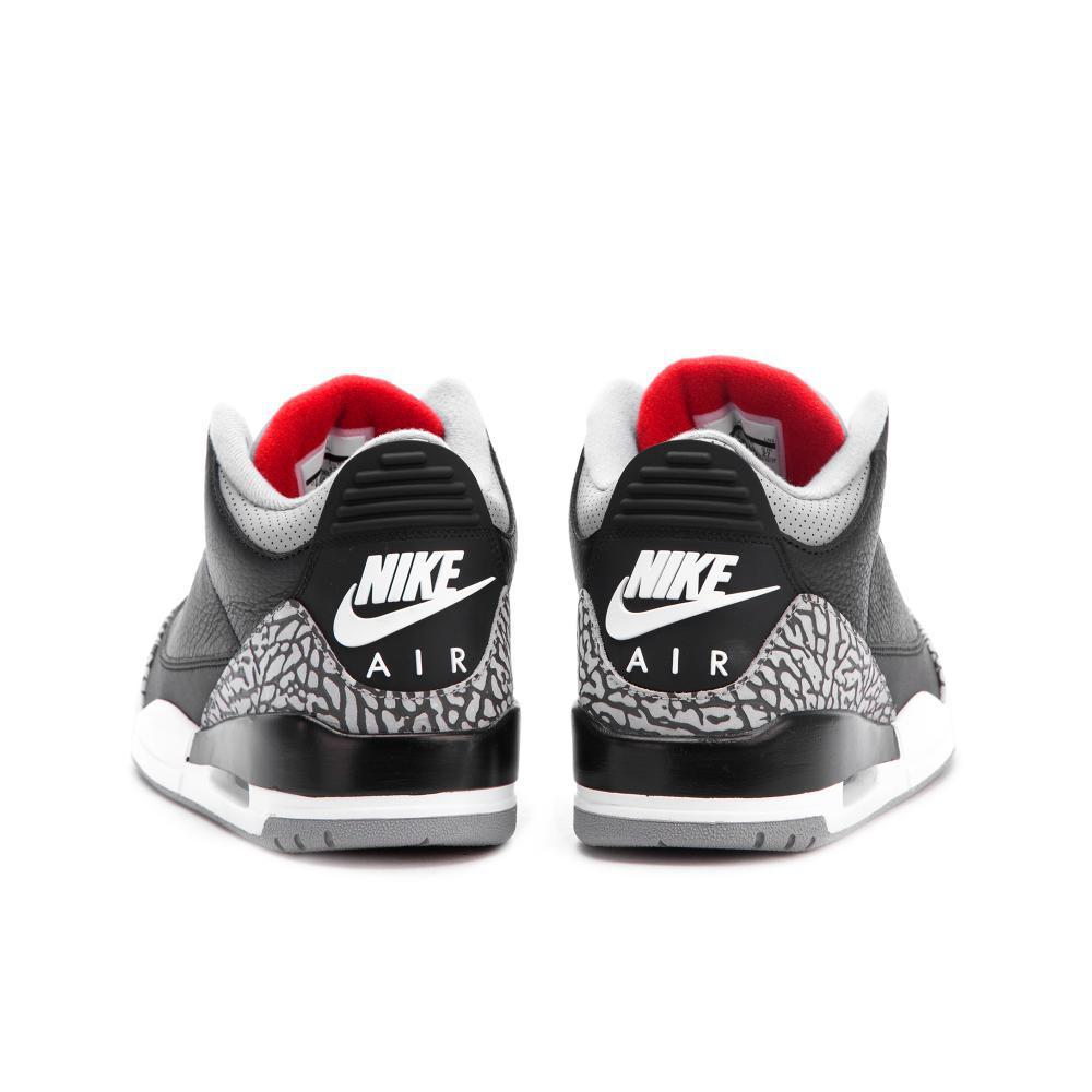 ... фото Детские кроссовки NIKE Air Jordan 3 Retro (Артикул  854261-001),  ... b250f2279f9