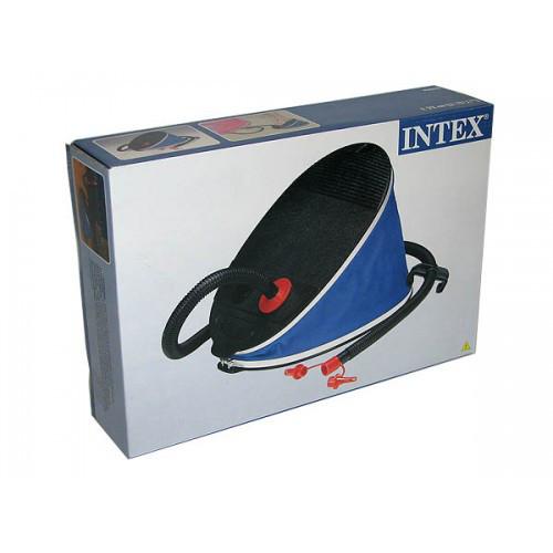 Насос Intex 68610 ножний великий, 30 см