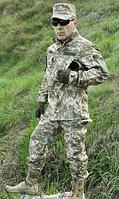 Костюм камуфляжный тактический ВСУ светлый пиксель 65/35, фото 1