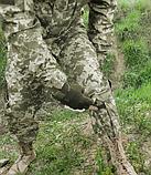 Костюм камуфляжный тактический ВСУ светлый пиксель 65/35, фото 3