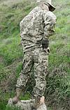 Костюм камуфляжный тактический ВСУ светлый пиксель 65/35, фото 4