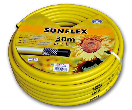 "Шланг для поливу SUNFLEX 1"" 50м, WFS150, фото 2"