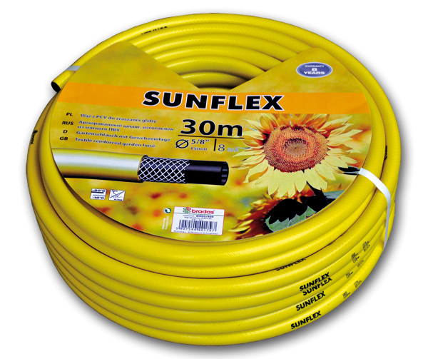 "Шланг для полива SUNFLEX 1 1/4"" 25м, WMS11/425"