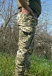 Костюм камуфляжный тактический ВСУ светлый пиксель 75/25, фото 4