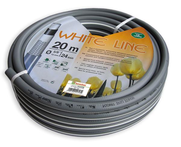 "Шланг для полива WHITE LINE 3/4"" 30м, WL3/430"