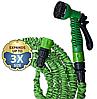 Растягивающийся шланг TRICK HOSE 7,5-22 м, зеленый, WTH722GR