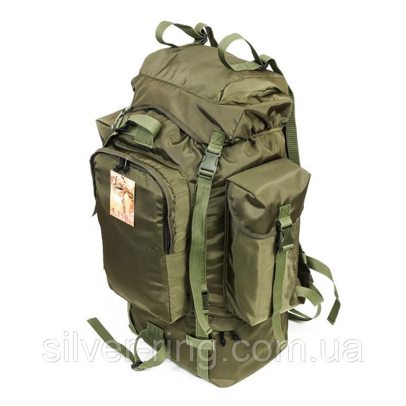 Туристический армейский супер-крепкий рюкзак на 75 литров афган.