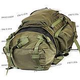 Туристический армейский супер-крепкий рюкзак на 75 литров афган., фото 5