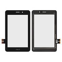 Оригинальный сенсорный экран Asus FonePad 3G ME371MG черный (тачскрин, стекло в сборе)