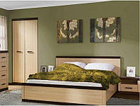 Кровать КАРМЕН 160 (каркас) Гербор (Gerbor), фото 1