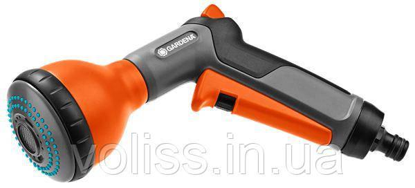 Пистолет-распылитель Gardena 4-позиционный