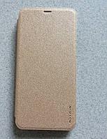 Чехол-книжка Nillkin Sparkle Xiaomi Redmi 5 Plus gold (золотистый) (16072060)