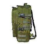 Тактический армейский супер-крепкий рюкзак 30 литров олива, фото 3