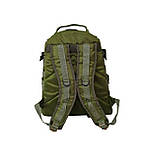 Тактический армейский супер-крепкий рюкзак 30 литров олива, фото 4