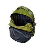 Тактический армейский супер-крепкий рюкзак 30 литров олива, фото 7