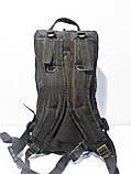 Тактический, штурмовой супер-крепкий рюкзак 25 литров черный, фото 4