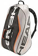 Чехол для теннисных ракеток HEAD Tour Team 12R Monstercombi 726424150489 серый