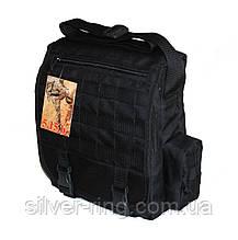 Тактична сумка-планшет Чорний
