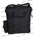 Тактическая сумка-планшет Черный, фото 3