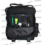 Тактическая сумка-планшет Черный, фото 7